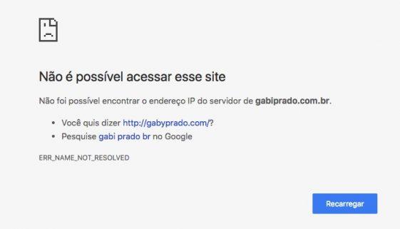 site_fora_do_ar