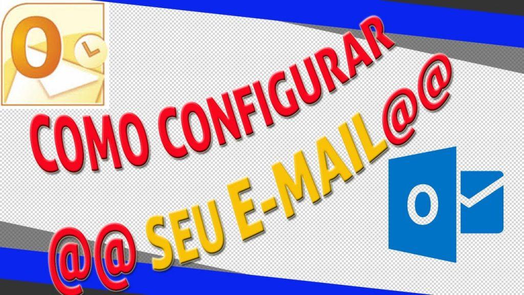 Como configurar seu e-mail automaticamente