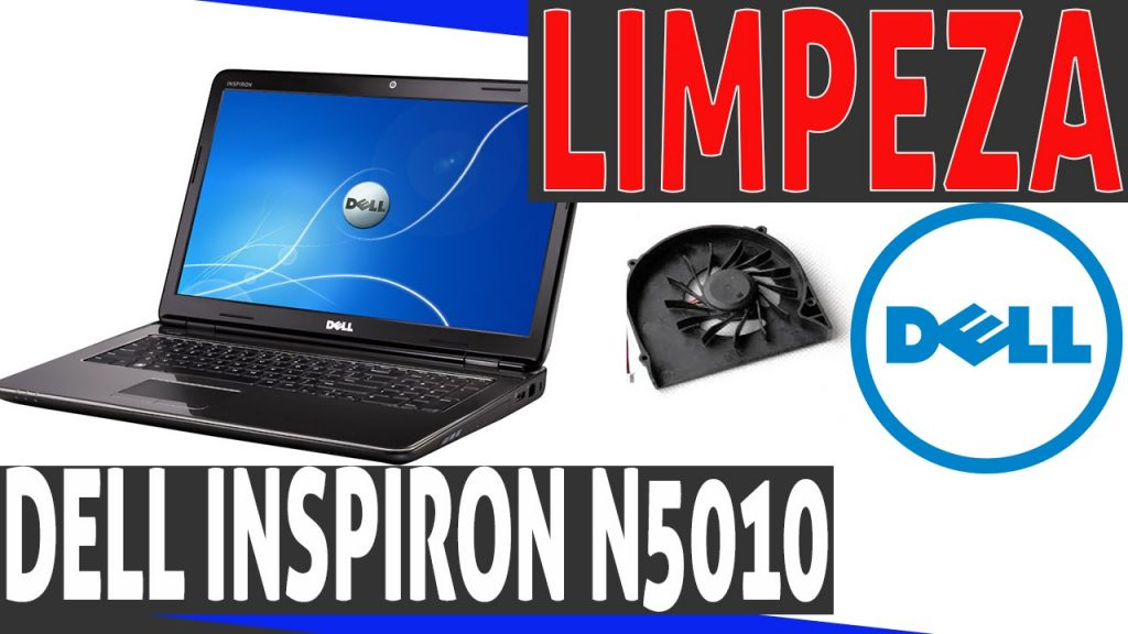 limpeza cooler dell 5010 notebook