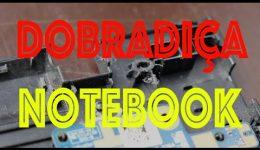 Dobradiça do notebook com problemas? Veja este post