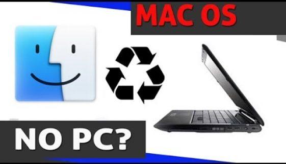 Veja um notebook lenovo rodando Mac os