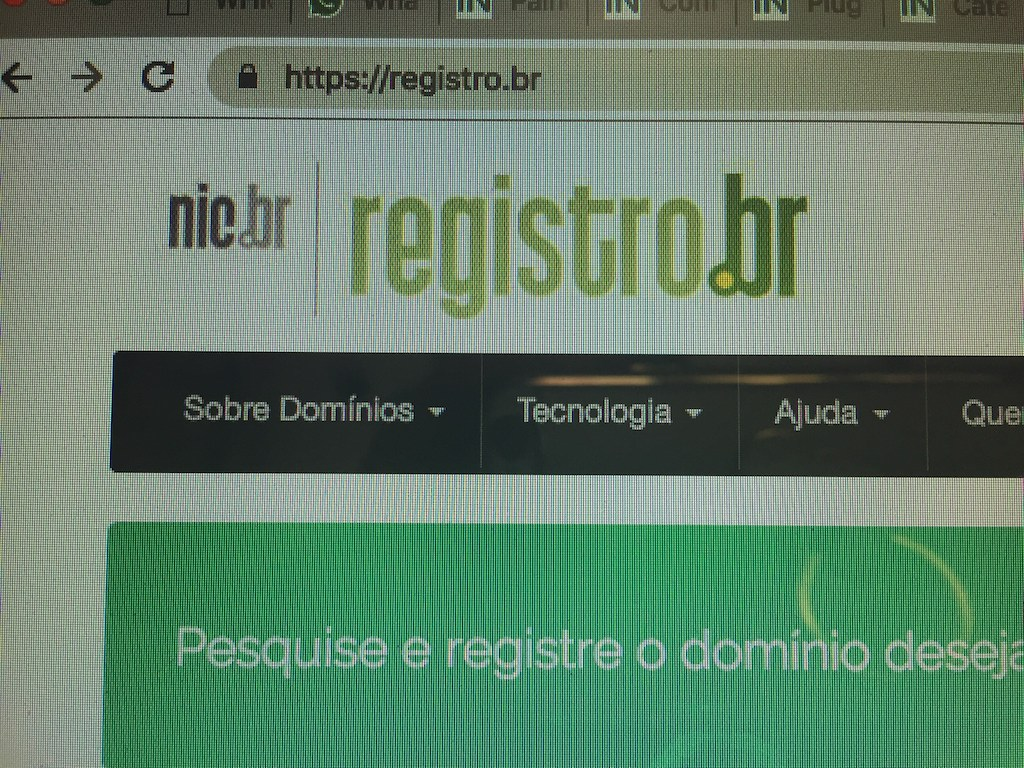 Como alterar DNS Registro.br – Tutorial com fotos