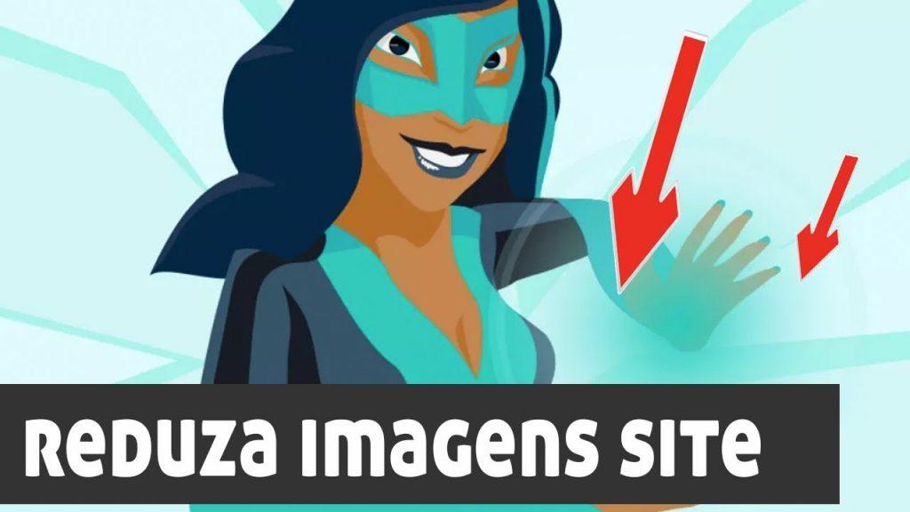 aprenda a reduzir o tamanho das imagens do site 2