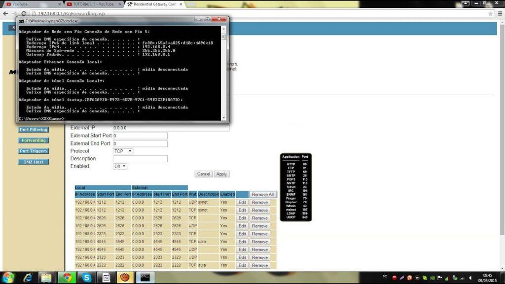 senha do administrador para o modem roteador motorola svg6582