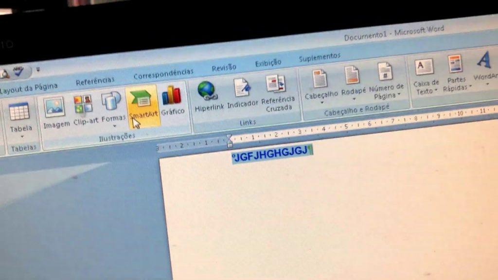 como editar auto texto no office?