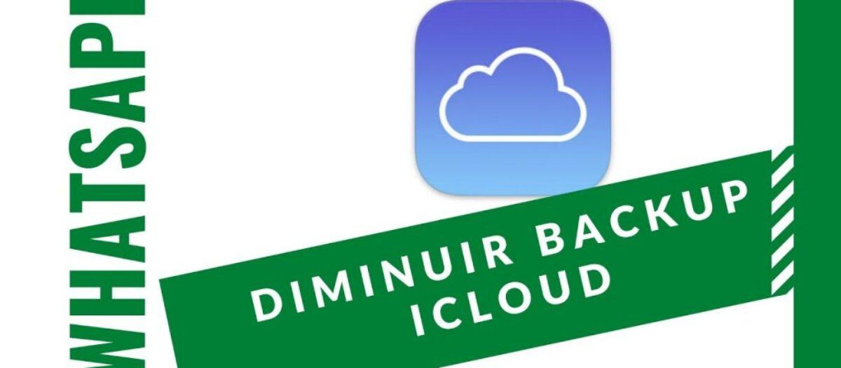Como limpar espaço no iPhone  do backup do Whatsapp no iCloud