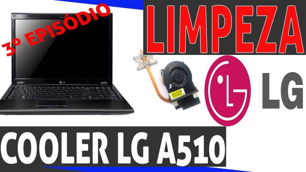 limpeza cooler a510 lg -06