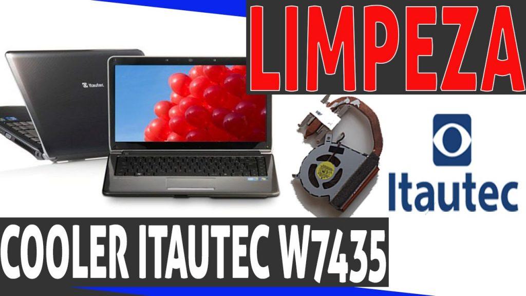 cooler itautec w7435 limpeza