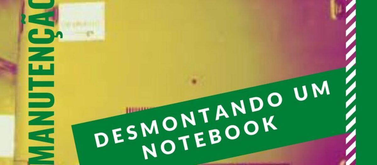 Dica de como abrir notebook #01