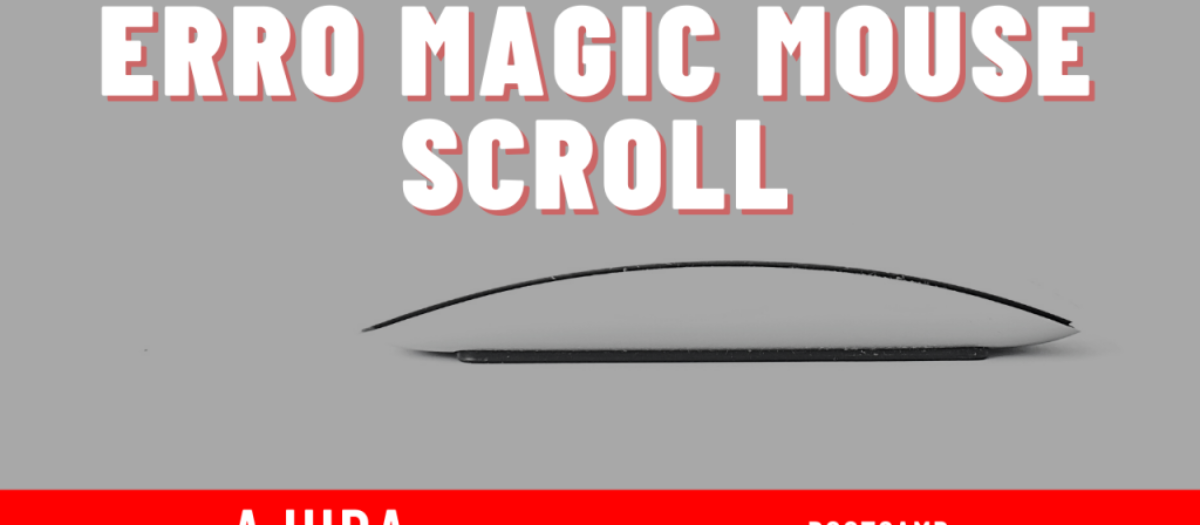 Corrigir falha do Magic Mouse da Apple no Windows 10